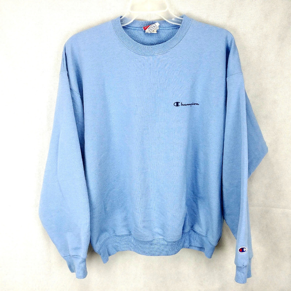 ca415074 Champion Sweaters   Vintage Crewneck Sweater Mens Large L   Poshmark